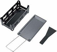 Grilling Tool, Grill Mini Raclette Set Black