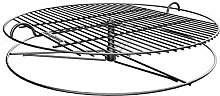GrillUp - Height Adjustable Barbecue Grill Grate.