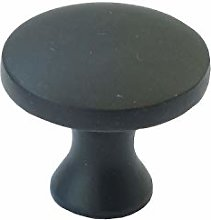 Grimme 72278445 Bastoy Furniture Knob Black
