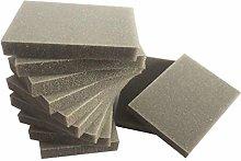 Grinding Sandpaper Metalwork Tool 40pcs Sponge