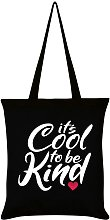 Grindstore Its Cool To Be Kind Tote Bag (One Size)
