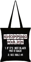 Grindstore Shopping Rules If Its Not Black Put It
