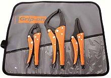 Grip-On GK-SET3-89 Garage Kit, Orange/Black, Se