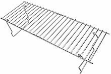 Grisun Universal Grill Rack for Gas, Charcoal,