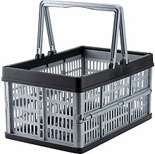 Grizzly Collapsible Crate with handles - 16 L -