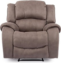 Grogan Manual Recliner Ophelia & Co. Upholstery: