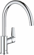 GROHE BauEdge kitchen Tap, Tool Less fitting,