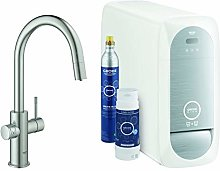 GROHE Blue Home 31541DC0, Chiller, Filtered and