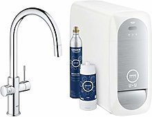GROHE Blue Home, Chiller, Filtered and Sparkling