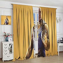 Grommet Blackout Curtains The Avengers Infinity