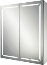 Groove 60 Illuminated Bluetooth Bathroom Cabinet