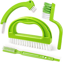 Grout Brushes (4 in 1) Tile Cleaner Brush, Joint