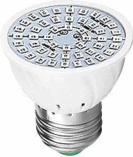 Grow Light Bulb 60 LEDs E27 Plant Growth Full