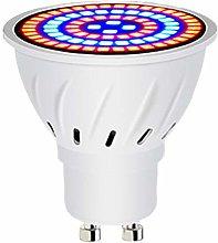 Grow Light Bulb 60 LEDs Gu10 Plant Growth Full
