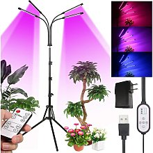Grow Lights for Indoor Plants, Newest 80 LEDs Full