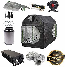 Grow Tent Roof Tent Kits With Digital Light Kit