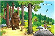 Gruffalo Forest Walk 1.9 x 288cm Children's