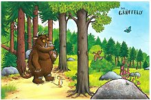 Gruffalo Forest Walk 2.9 x 432cm Children's