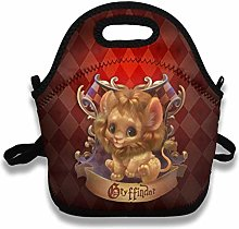 Gryffin-Dor Lunch Bag Reuseable Lunch Box for Kids