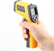 GS LCD Laser Digital IR Infrared Thermometer