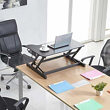 GSF Desks,Adjustable Standing Desk Converter with