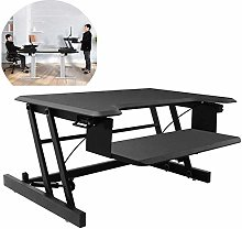 GSF Desks,Standing Desk Height-Adjustable Standing