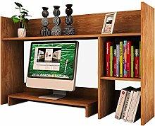 GSHWJS Desktop Home Student Small Bookshelf