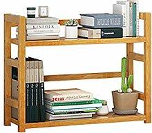 GSHWJS Student Table Simple Desktop Storage Shelf