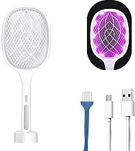 GTFHUH Bug Zapper Racket, Fly Killer and Mosquito