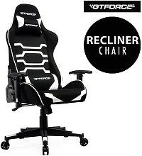 Gtforce Evo Ct Fabric Racing Sports Office Chair