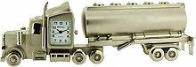 GTP Miniature Oil Tanker Silver Tone Novelty