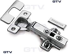 GTV Pack of 10-35mm 110 Degree Kitchen Cabinet