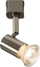 GU10 Adjustable Track Cylindrical Spotlight in