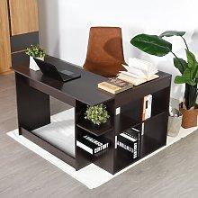 Guajardo L-Shape Computer Desk Ebern Designs