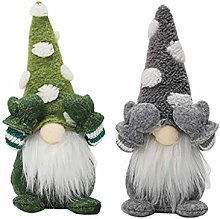 Guangcailun Christmas Santa Plush Doll Dwarf Tree