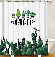 GUANGYING Shower Curtain Extra Long Shower
