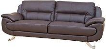 Guarani 3 Seater Sofa Brayden Studio Upholstery