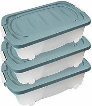 Guaranteed4Less Plastic Under Bed Storage Bin
