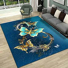 guatan Big Area Floor Rug,3D Print