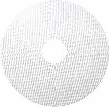 GUCUJI Pack of 5 Premium Non Stick Round Silicone