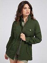 Guess Samira Field Jacket - Green