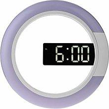guijinpeng Wall Clocks 3D LED Digital Table Clock