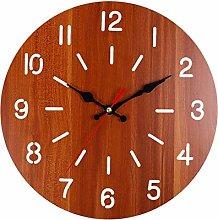 guijinpeng Wall Clocks12 inch 12 Inch Vintage