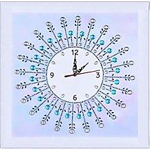 guijinpeng Wall Clocks12 inch 5D Home Decor DIY
