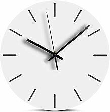 guijinpeng Wall Clocks12 inch Europe Modern Wooden