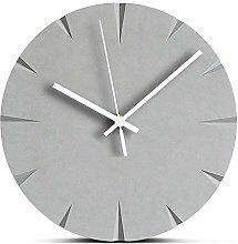 guijinpeng Wall Clocks12 inch Fashionable Wooden