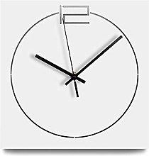 guijinpeng Wall Clocks12 inch Nordic Modern Wooden