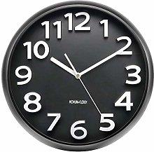 guijinpeng Wall Clocks12 inch Wall Clock 13 Inch