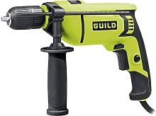 Guild 13mm Keyless High Power Corded Hammer Drill