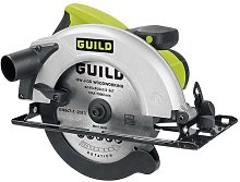 Guild 185mm Circular Saw - 1400W